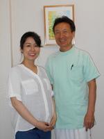 岡山市東区から妊婦整体で来院